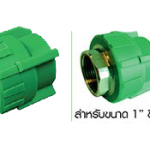 Female Thread Connector SDR6 PN20
