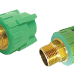 Male Thread Connector Brass
