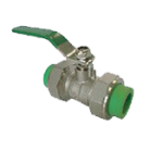 Double Combined Connecter Ball Valve