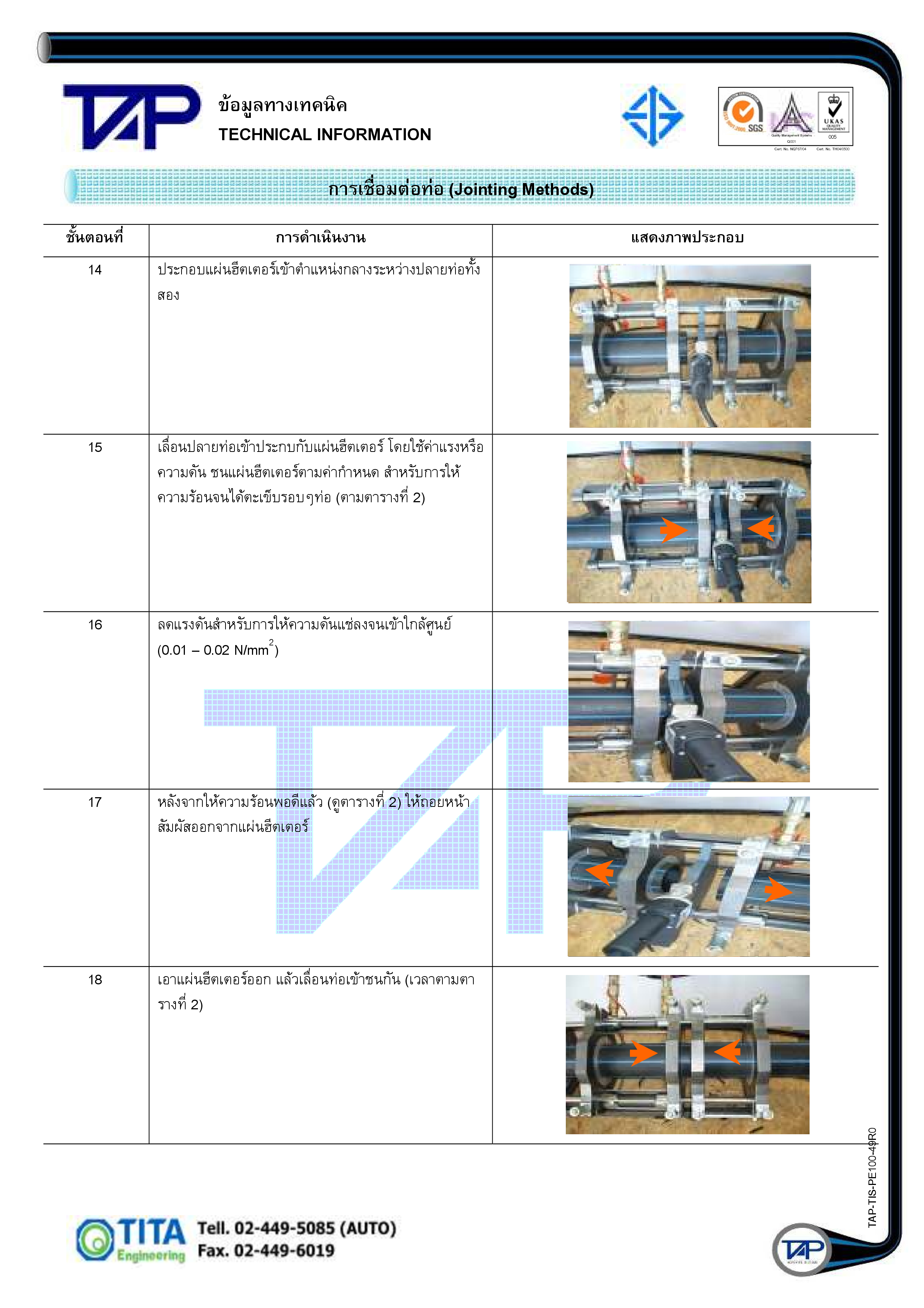 Jointing Method